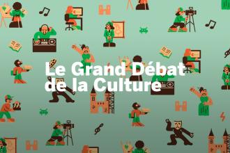 Résultats du grand débat de la Culture