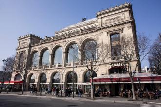 Le Théâtre du Châtelet change de direction