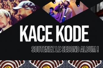 KaceKode lance son deuxième album