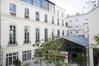 L'Hôtel Cromot du Bourg, entre culture et social